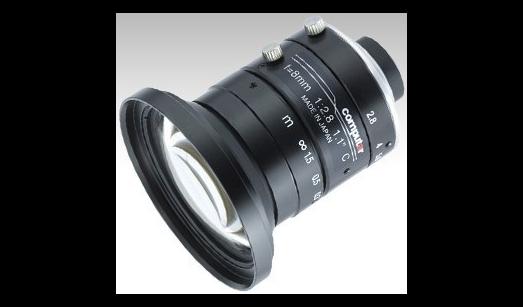 Computar V2528-MPY, 8 mm, 1,1
