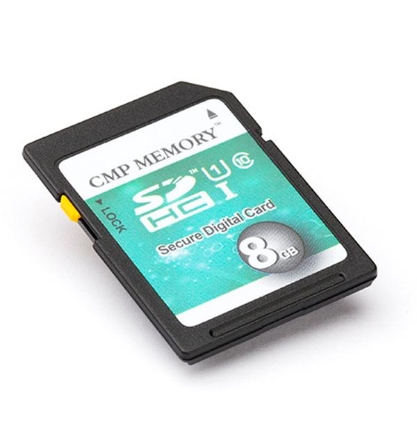 Memory Card SD Card 8 GB (T911650ACC)